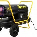 Naftový ohrievač - Geko G80420