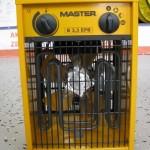 Elektrický ohrievač - Master B3,3
