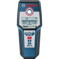 Detektor kovov - BOSCH GMS 120