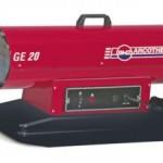 Naftový ohrievač - Biemmedue  GE20