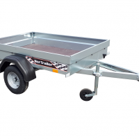 Prívesný vozík do 500 kg - nebrzdený - Nor-Trailer N2-18