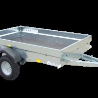 Prívesný vozík do 750 kg - nebrzdený - Nor-Trailer N2-1